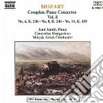 CONCERTI X PF VOL. 8 (INTEGRALE): CONCER cd musicale di Jeno Jando