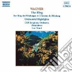 L'ANELLO DEL NIBELUNGO (ESTRATTI) cd musicale di Uwe Mund