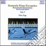 COMPOSIZIONI ROMANTICHE VOL.7: DELIBES P cd musicale