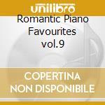 COMPOSIZIONI ROMANTICHE VOL.9: SCARLATTI cd musicale di Domenico Scarlatti