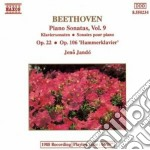 SONATE X PF VOL. 9 (INTEGRALE): SONATA N cd musicale di Beethoven ludwig van