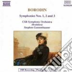 SINFONIA N.1, N.2, N.3 cd musicale di Alexander Borodin