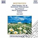 Beethoven Ludwig Van - Sonate X Pf Vol.10: Sonate Postume N.33, N.34, N.35, Woo 47, Sonatine N.37, N.38 cd musicale di Beethoven ludwig van