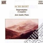 IMPROVVISO N.1 > N.4 OP.90 (INTEGRALE), cd musicale di Franz Schubert