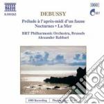 Debussy Claude - Prelude A L'apres-midi D'un Faune, La Mer, Nocturnes cd musicale di Claude Debussy