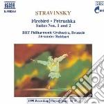 L'UCCELLO DI FUOCO, PETRUSHKA (VERSIONE cd musicale di Alexsander Rahbari