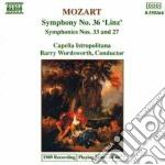 Mozart Wolfgang Amadeus - Sinfonia N.36 K 425