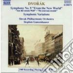 SIMP.N.9:DAL NUOVO MONDO cd musicale di Antonin Dvorak