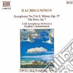 SINFONIA N.2 OP.27, THE ROCK OP.7 (FANTA cd musicale di Sergei Rachmaninov