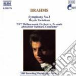 SIMP.N.1 OP.68 cd musicale di Johannes Brahms