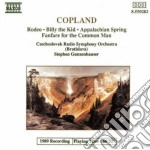 RODEO, BILLY THE KID, APPALACHIAN SPRING cd musicale di Aaron Copland