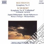 Beethoven Ludwig Van - Sinfonia N.5 Op.67 cd musicale di EDLINGER RICHARD/HALASZ M.