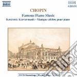 Chopin Fryderyk - Musica X Pf: Studio N.3,12 Op.10, Notturno N.2 Op.9, N.1 Op.55, Ballata Op.47, B cd musicale di ARTISTI VARI