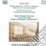 Mozart Wolfgang Amadeus - Concerto X Vl E Orchestra N.5 K 219, Concerto X Pf E Orchestra N.21 K 467