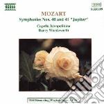 Mozart Wolfgang Amadeus - Sinfonia N.40 K 550, N.41 K 551