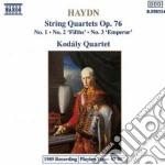 Haydn Franz Joseph - Quartetto X Archi Op.76 N.1, N.2