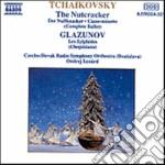 LO SCHIACCIANOCI (BALLETTO COMPLETO) cd musicale di Ciaikovski pyotr il'