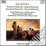 Enescu George - Rapsodia Rumena N.1, N.2 Op.11 cd musicale di George Enescu