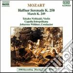 Mozart Wolfgang Amadeus - Serenata K 250
