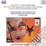 Prokofiev Sergei - Pierino E Il Lupo cd musicale di Ondrej Lenard