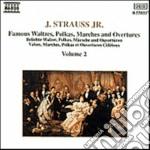 Strauss Johann - Valzer Op.314, Op.364, Op.346, Op.410, Op.279, Ouverture Indigo Unde Die 40 Raub cd musicale di Johann Strauss