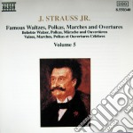 J.strauss Jr - The Best Vol.5 cd musicale di Johann Strauss