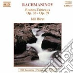 ETUDES-TABLEAUX N.1 > N.8 OP.33, N.1 > N cd musicale di Sergei Rachmaninov