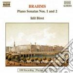 Brahms Johannes - Sonata X Pf N.1 Op.1, N.2 Op.2 cd musicale di Johannes Brahms