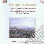 Majestic Marches cd musicale di Richard Hayman