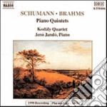 Schumann Robert - Quintetto Per Pianoforte E Archi Op.44 cd musicale di Robert Schumann