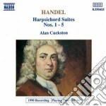 Handel Georg Friedrich - Suite X Clavicembalo N.1 > N.5 cd musicale di Handel georg friedri
