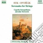 Suk Josef - Serenata X Archi Op.6 cd musicale di Jaroslav Kr(e)cek