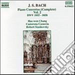Bach J.S. - Concerti Per Pianoforte Vol.2: Bwv 1055,, 1056, Bwv 1057, Bwv 1058 cd musicale di Johann Sebastian Bach