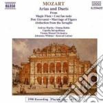 Mozart - Arie E Duetti Dal Flauto Magico, Cosi' Fan Tutte, Don Giovanni, Le Nozze Di Figa cd musicale di Konrad Leitner