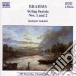 SESTETTO X ARCHI N.1 OP.18, N.2 OP.36 cd musicale di Stuttgart Soloists