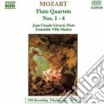 Mozart Wolfgang Amadeus - Quartetti X Fl E Archi cd musicale di Wolfgang Amadeus Mozart