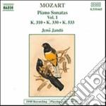 SONATE X PF VOL.1 (INTEGRALE): SONATA K cd musicale di Wolfgang Amadeus Mozart