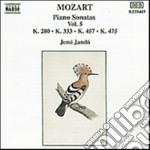 SONATE X PF VOL.5 (INTEGRALE): SONATA K cd musicale di Wolfgang Amadeus Mozart