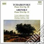 Tchaikovsky - Piano Trio Op.50 - Ashkenazy Trio cd musicale di TCHAIKOVSKY/ARENSKY