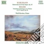 UMORESCA OP.20 cd musicale di Wolf Harden