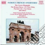 OUVERTURES FRANCESI FAMOSE cd musicale