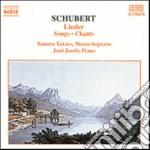 Schubert Franz - Lieder cd musicale di Franz Schubert