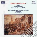 FANCIULLA DI NEVE (SUITE), IL GALLO D'OR cd musicale di Rimsky korsakov niko