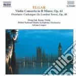 CONCERTO X VL OP.61, OUVERTURE: COCKAIGN cd musicale di Adriand Leaper