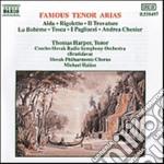 Estratti Da I Pagliacci, Un Ballo In Maschera, Tosca, Aida, Don Carlos, Rigolett cd musicale