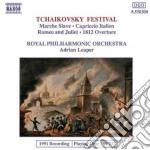 ROMEO E GIULIETTA (OUVERTURE FANTASIA), cd musicale di Adriand Leaper