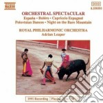 ORCHESTRAL SPECTACULAR cd musicale di Adrian Leaper