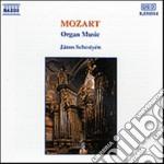 Mozart Wolfgang Amadeus - Composizioni X Organo K 369, 402, 15, 72a, 574, 540, 399, 397, 284a, 616, 336, 2 cd musicale di Wolfgang Amadeus Mozart