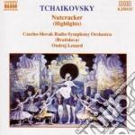 Tchaikovsky - Nutcracker - Czecho Slovak Radio Symphony Orchestra cd musicale di Ondrej Lenard