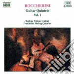 QUINTETTI X CHITARRA E ARCHI VOL.1: QUIN cd musicale di BOCCHERINI